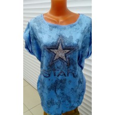 Модные трикотажные блузки